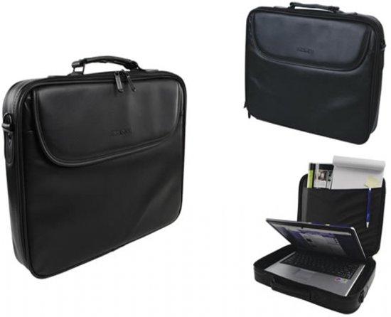 Laptoptas 6 Laptopmaximaal 280 Eco Laptop 385mm 15 Schoudertas Messenger Voor Leder X Inch 7fgI6byvY