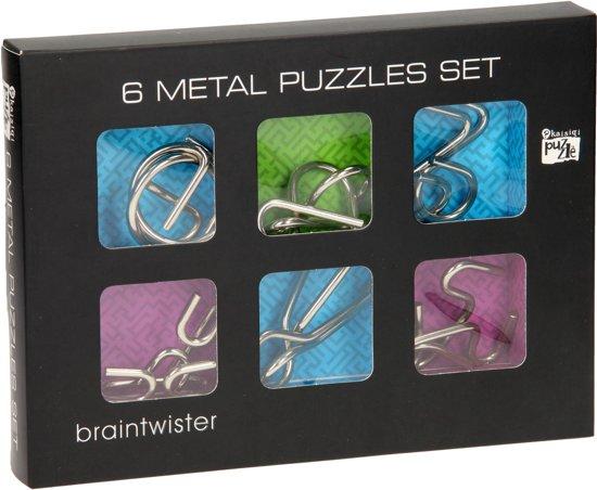 Afbeelding van het spel Magische Metalen Puzzels