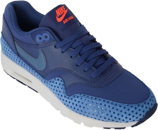 separation shoes 568fd a718a Nike Air Max 1 Ultra Essentials Sneakers Sportschoenen - Maat 40 - Vrouwen  - blauw/