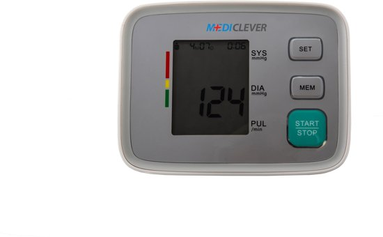 Mediclever atomatic blood pressure monitor Plus