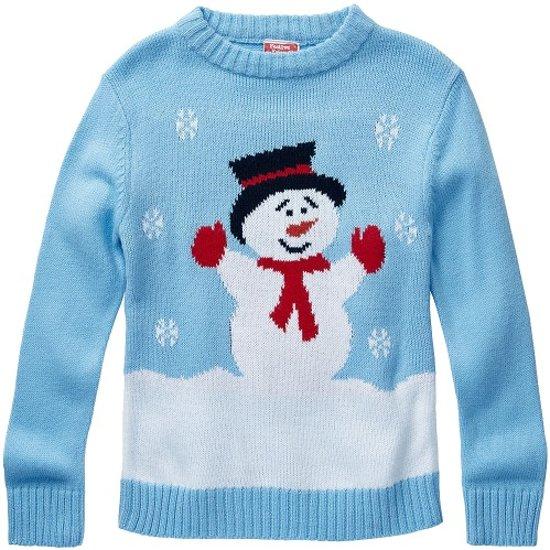 Baby Kersttrui.Bol Com Baby Kerst Trui Sneeuwman Maat 68 74