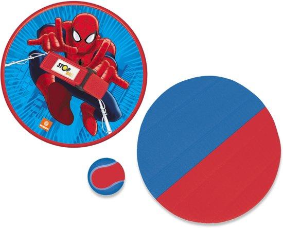 Afbeelding van het spel Spiderman Vang-Werpspel Klittenband