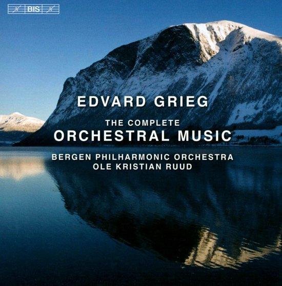 Grieg - Orchestra 8/3