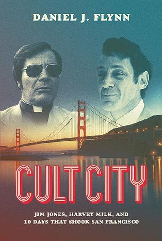 Boek cover Cult City van Daniel J. Flynn (Onbekend)