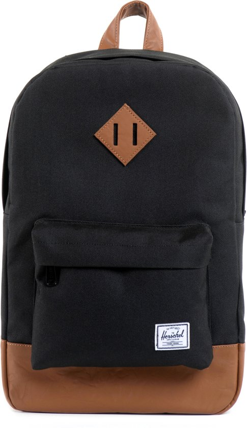 Herschel Supply Co. Heritage Mid-Volume Rugzak 14,5 liter - Black
