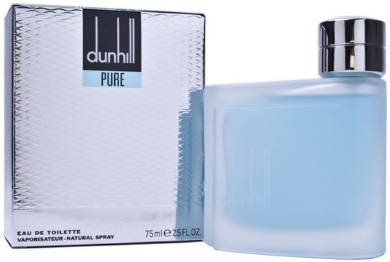 Dunhill pure men edt 75 ml spray