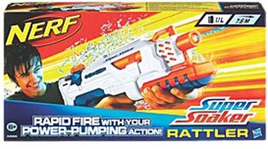NERF Super Soaker Rattler
