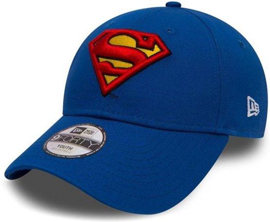 2b3d35578fe New Era Comics Kids Essential Superman Cap Unisex - 9FORTY - 4-6 Jaar -