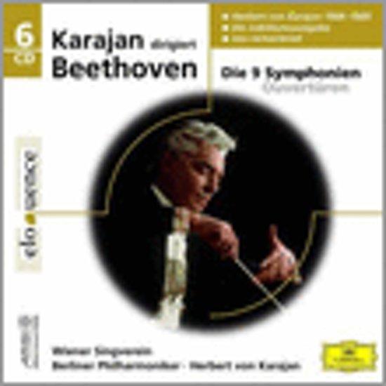 Beethoven: 9 Symphonien; Ouverturen