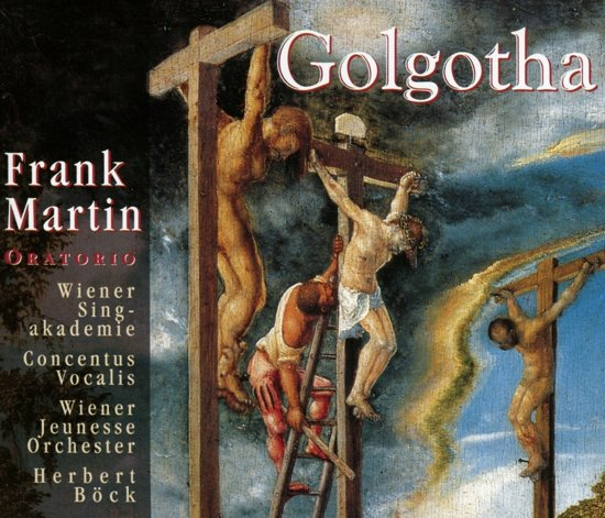 Golgotha (Oratorio)