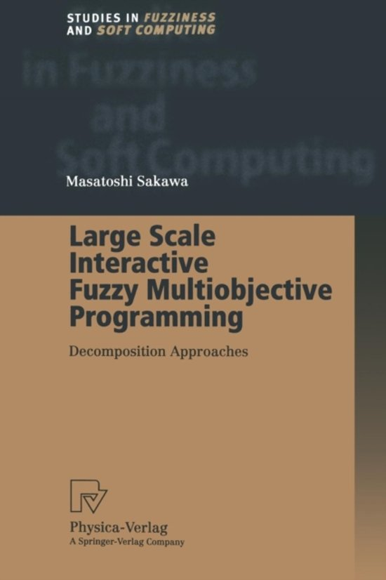 Large Scale Interactive Fuzzy Multiobjective Programming