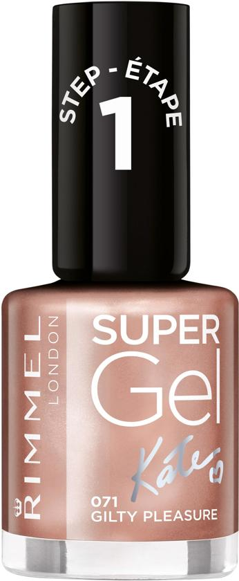 Rimmel London SuperGel by Kate - 71 Guilty Pleasure - Gel Nagellak