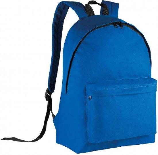 bfca2081f7e bol.com | kinderrugzak blauw 20 liter