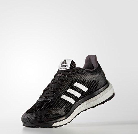 adidas Response + - Hardloopschoenen - Dames - 4 - Core Black