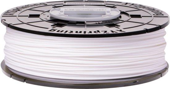 XYZprinting RFPLCXEU06C Polymelkzuur Wit 600g 3D-printmateriaal