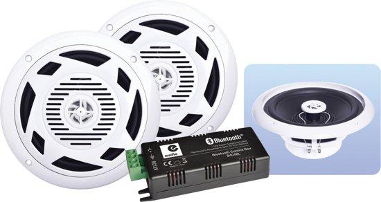 Inbouwradio Badkamer Usb : Inbouwradio badkamer waterproof build in radio aquasound