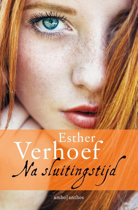 Boek cover Na sluitingstijd van Esther Verhoef (Onbekend)