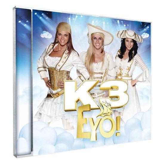 CD cover van K3 Eyo! (Cd) van K3