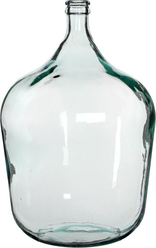Mica Diego - Fles - Transparant - h56 cm - Glas