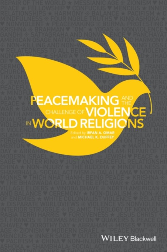 Bol Peacemaking And The Challenge Of Violence In World