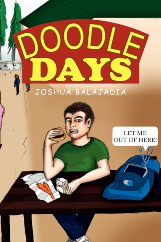 Bol Doodle Days Joshua Balajadia 9781453510414 Boeken