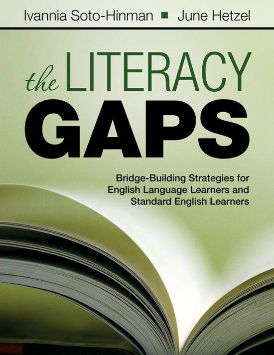 The Literacy Gaps