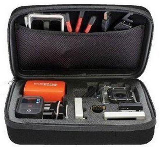 Case Medium Schokbestendige en Waterdichte Case geschikt voor GoPro Hero