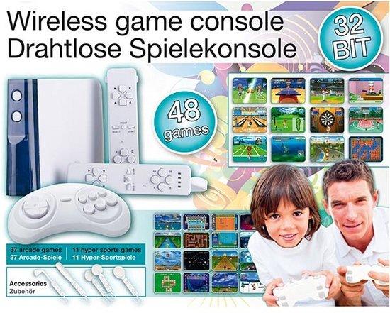 Draadloze speel console kopen