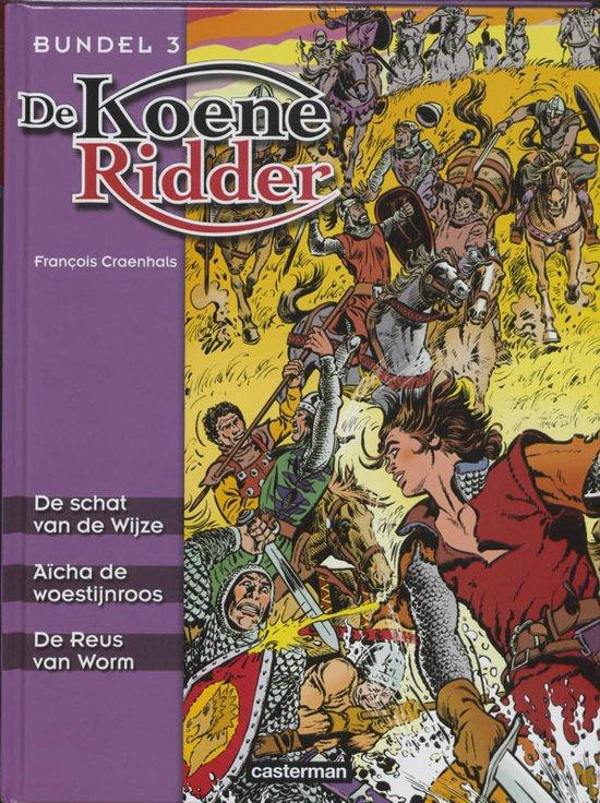 Cover van het boek 'De koene ridder / 3'