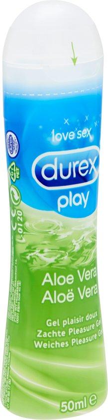 Goedkoop Glijmiddel Durex Play Aloe Vera