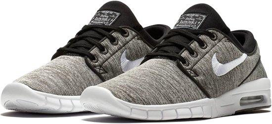 0042c44d2c2 Nike Stefan Janoski Max Sneakers Heren Sneakers - Maat 46 - Mannen - grijs/ zwart