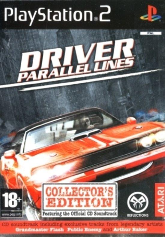 Driver Parallel Lines soundtrack - NFSSoundtrack