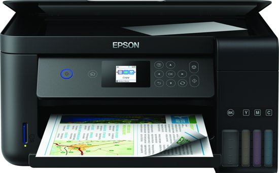 Epson Ecotank Et 2750 All In One Printer