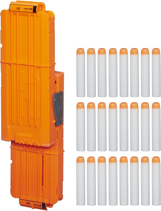 NERF N-Strike Modulus Flip Clip Kit - 24 Darts