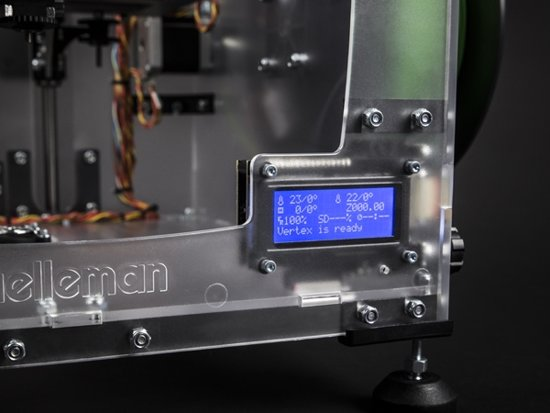 Velleman Vertex K8400 3D-Printer
