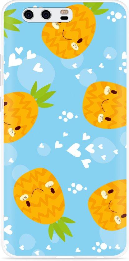 Huawei P10 Plus Hoesje Love Ananas