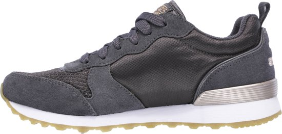 Skechers 85 goldn Retros Dames Charcoal og Maat41 Sneakers Gurl qqSanzPwrW