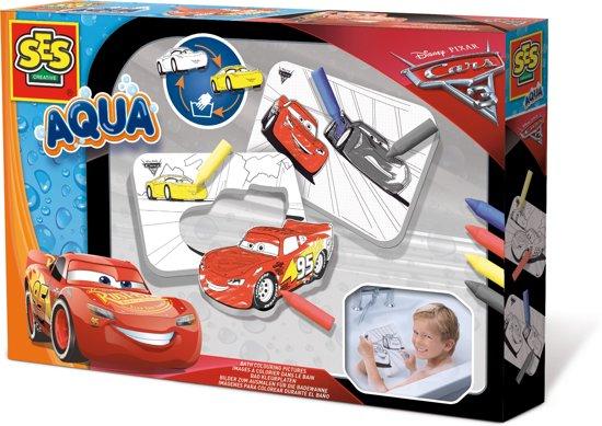Disney Pixar Kleurplaten.Bol Com Ses Bad Kleurplaten Disney Cars Ses Speelgoed
