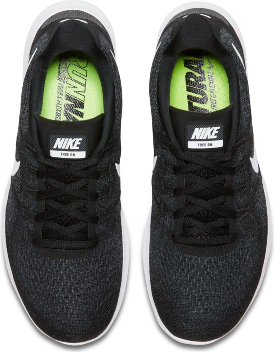 dark Dames Free 2017 white Rn Grey 40 Black 5 Nike anthracite Hardloopschoenen Maat Wmns w8fq4UZ