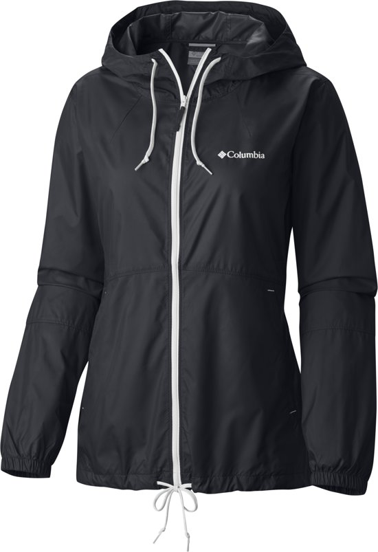 Flash Jas Forward Dames Windbreaker Columbia Black wqdYKCqZ