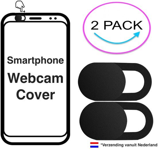 on sale 4ab25 b4e9b bol.com | 2x Webcam Cover | Voor Apple iPhone X| Camera Privacy ...
