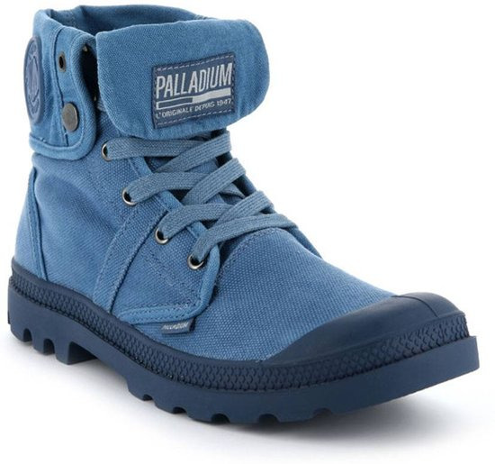 Palladium Wandelschoenen Pampa Heren H High Captain Blue g0qOgx