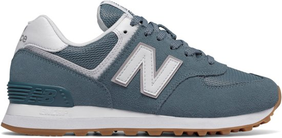 new balance sneakers heren blauw