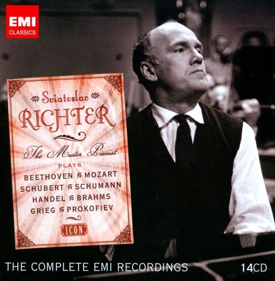 Sviatoslav Richter: The Master