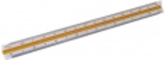 M&R Schaalstok 3-kantig 1631 30cm Per stuk