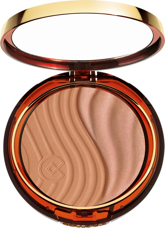 Collistar Duo Bronzing Powder -1 Cortina - Bronzer
