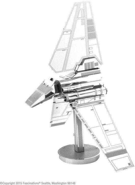 Metal Earth Star Wars Imperial Shuttle