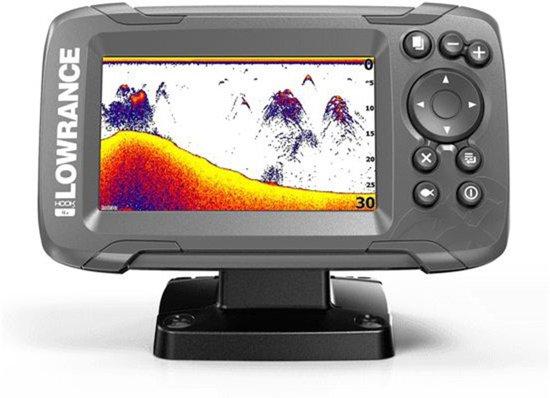 Lowrance HOOK² 4x Bullet Skimmer | Fishfinder | GPS Plotter CE