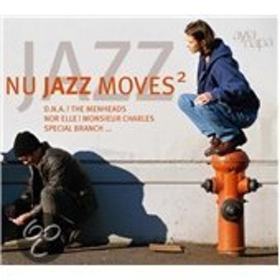 Nu Jazz Moves 2