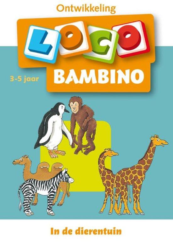 Bambino Loco 3 5 jaar deel In de dierentuin